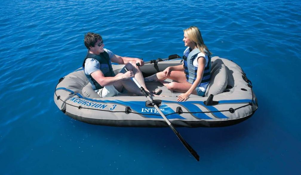 excursion 3 intex bateau pneumatique avis