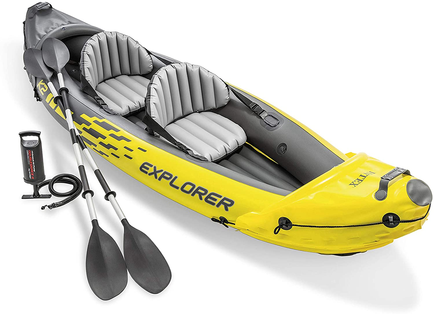 canoë gonflable Intex Explorer K2