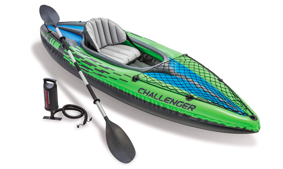 canoë gonflable Intex Challenger K1